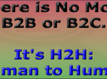 Do you agree that we live in the era of H2H?