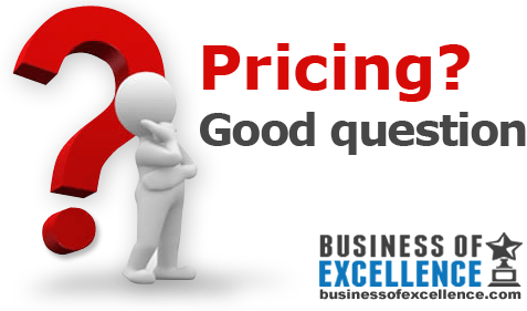Pricing is an important part of decision making